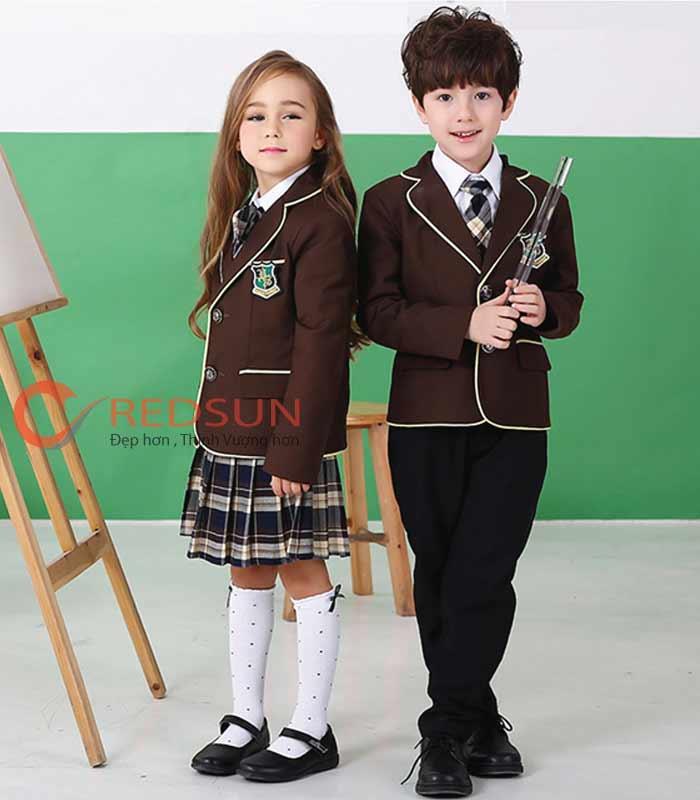 Đồng phục học sinh cấp 1